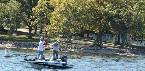 Fishing report trends and lures at lake of the ozarks for Crappie fishing lake of the ozarks