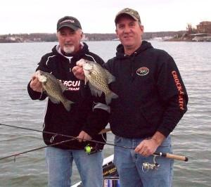 Mdc crappie fishing tips lake news for Crappie fishing lake of the ozarks