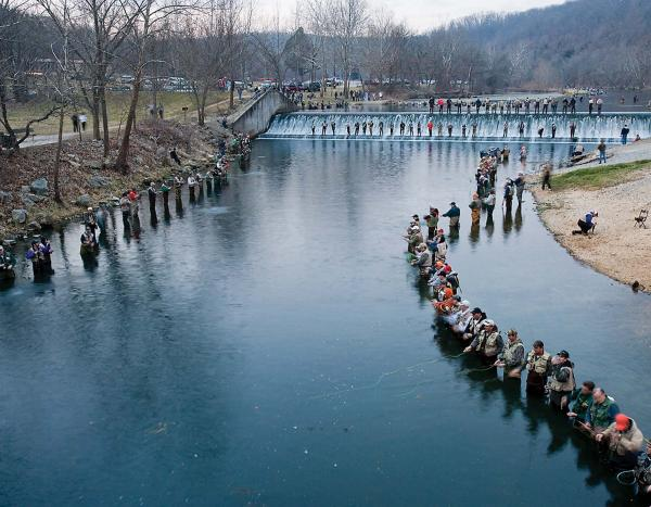 Trout season begins missouri state parks prepare for for Roaring river fishing hours