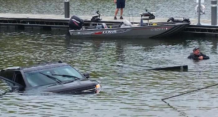 SUV Sinks At Lake Of The Ozarks Boat Ramp - LakeExpo.com ...