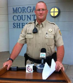 Morgan County Deputy Mike Nienhuis