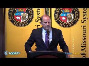 University of Missouri President Resignation