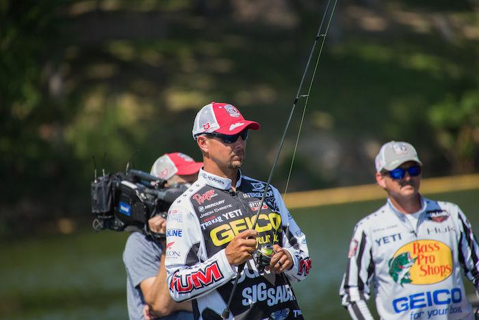 Watch Major League Fishing At Lake Of The Ozarks On The