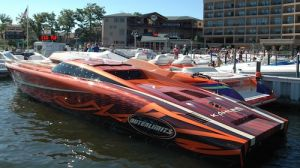 Performance Boat Center be es LOZ dealer for Outerlimits