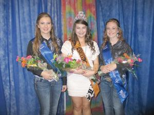 Hannah Tupa crowned Queen