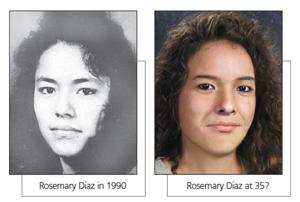 Rosemary Diaz then, now?