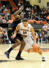 OSU men's basketball: Beavers knock off Sun Devils for first Pac-12 win