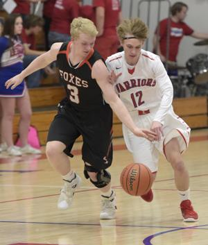 Roth's big half lifts Foxes over Warriors
