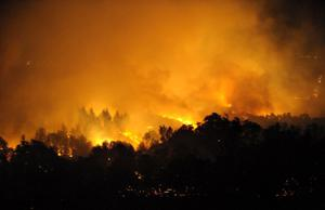 Two Corvallis teens charged in Chip Ross Park fire