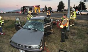 Sweet Home woman dies in Hwy. 34 and Seven Mile Lane crash