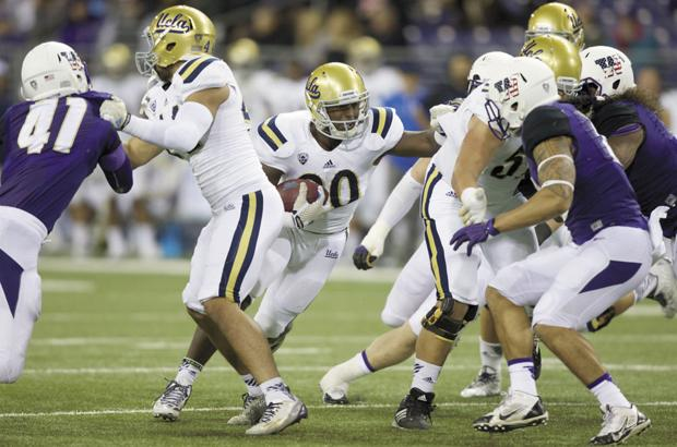 GameDay: UCLA back in control of Pac-12 South