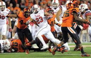 GameDay: Booker anchors Utah's rush with Trojans up next