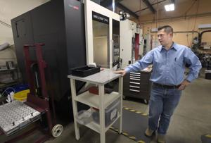 Machine Craft of Lebanon earns certification