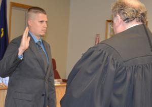 Philomath welcomes newest police officer from Lebanon