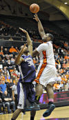 OSU men's basketball Beavers take on Stanford after two close losses