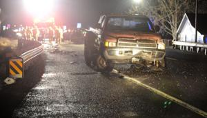Two killed in crash east of Albany