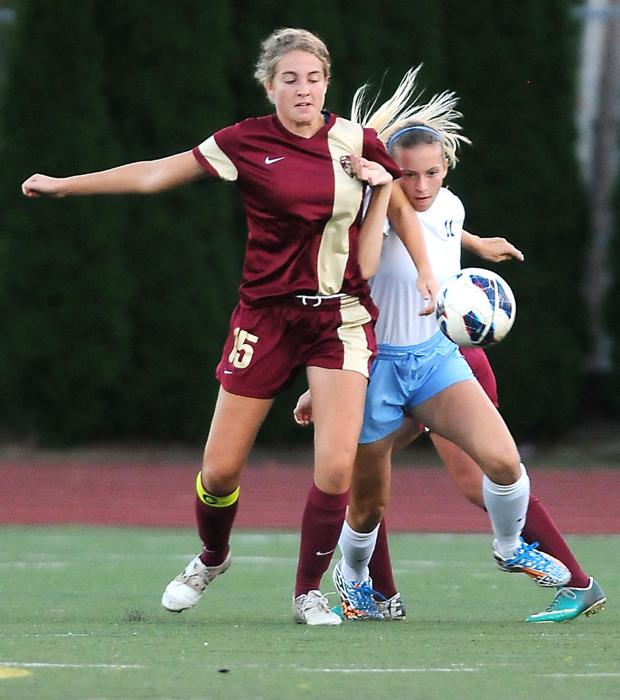 Prep girls soccer: Corvallis, Crescent Valley battle to scoreless tie