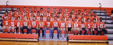 LMS eighth-grade football
