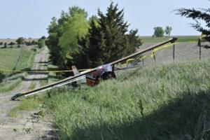 Gothenburg pilot walks away from plane crash near Elm Creek