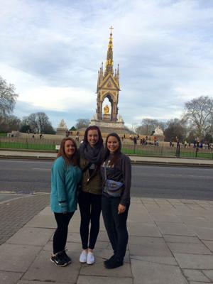 LHS senior Berke reflects on London trip