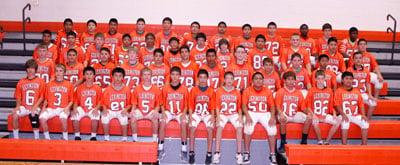 LMS seventh-grade football