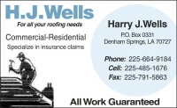 H.J. Wells Roofing