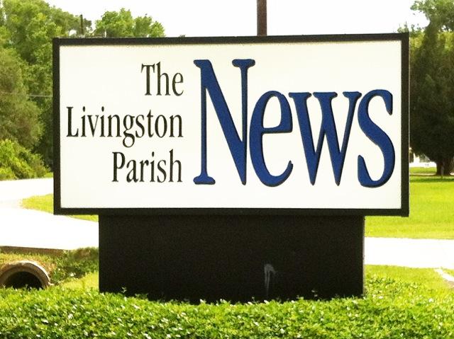 Livingstonparishnews Com Community Newspaper Serving As