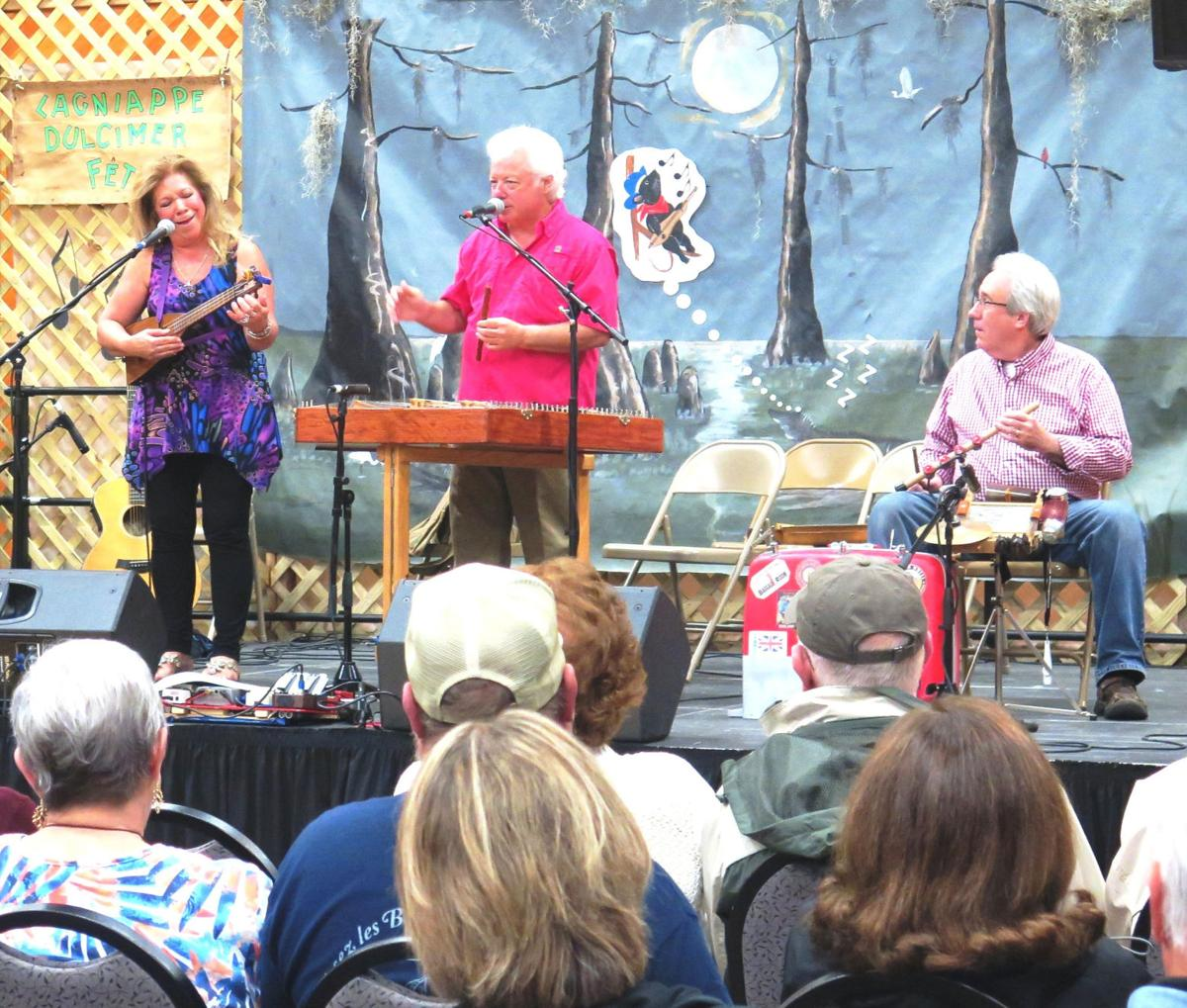 16th Annual Lagniappe Dulcimer Society Fête scheduled for March
