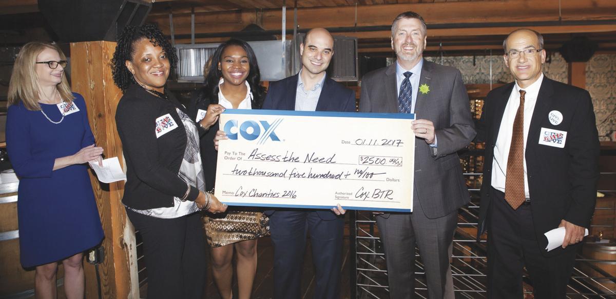 2-2 Cox donation