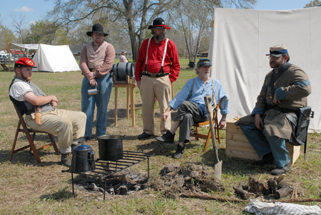 Civil War Living History
