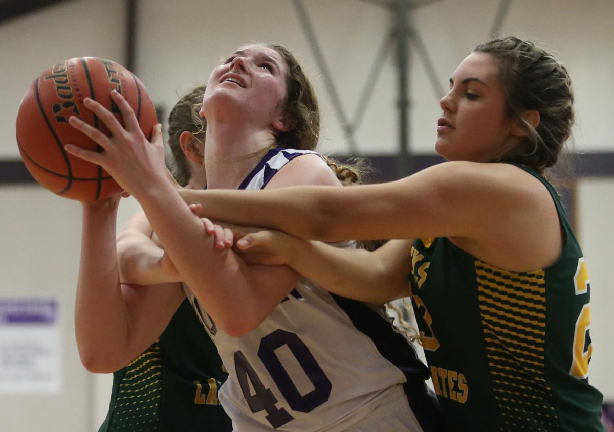Holden vs Hicks Girls Basketball