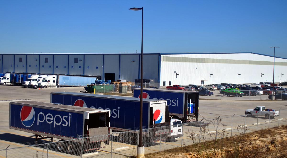Pepsi Plant