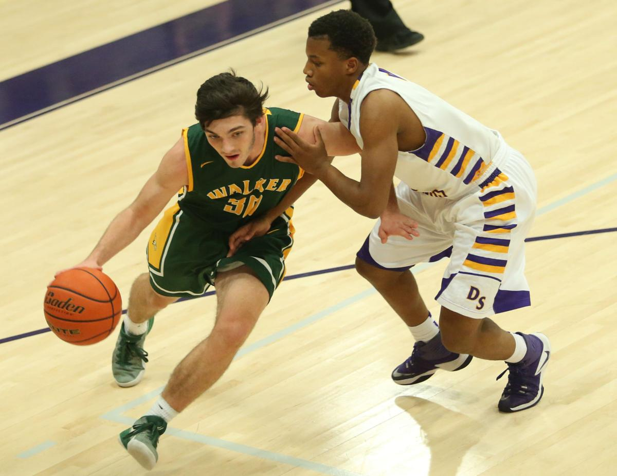 Walker at DSHS Boys Basketball