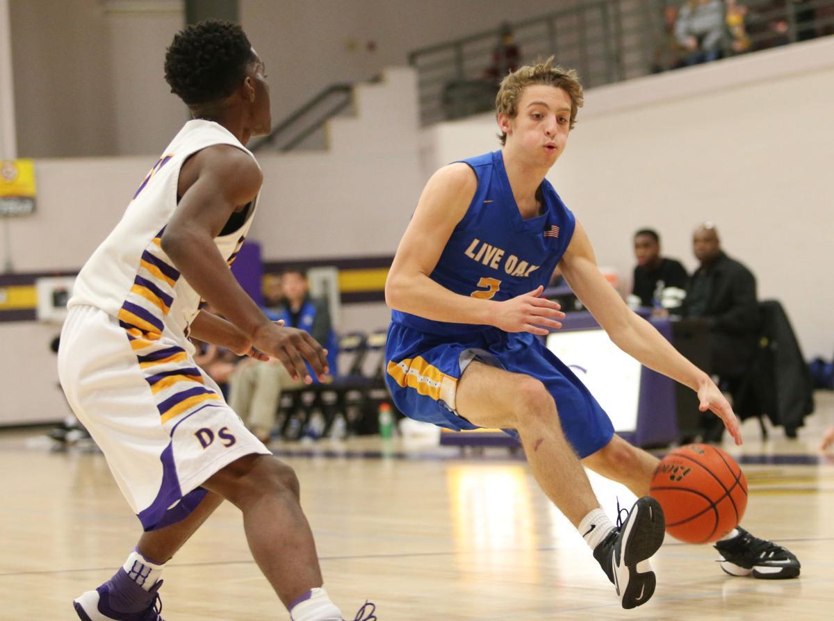 DSHS-Live Oak boys basketball