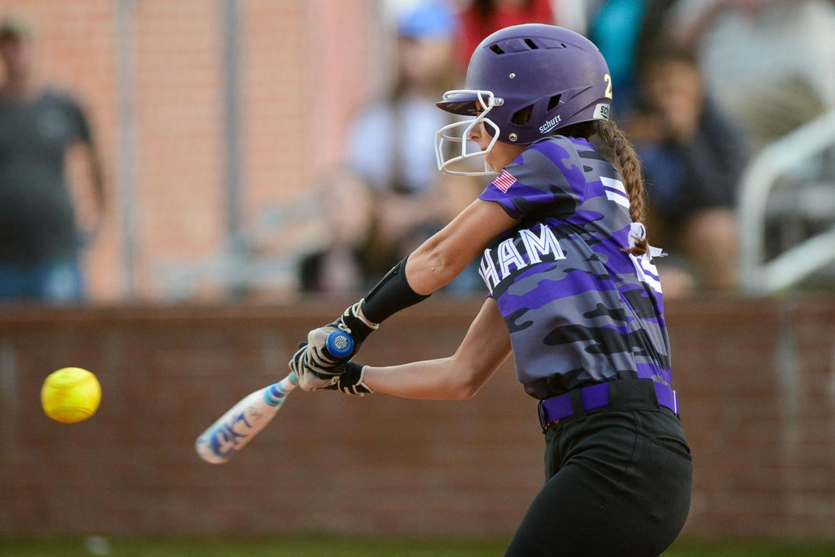 DSHS-Zachary softball Paige Luquette