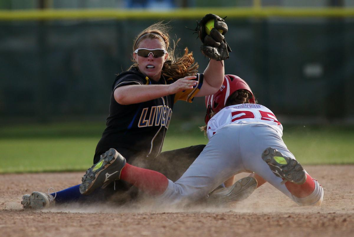 Live Oak vs Haughton Softball