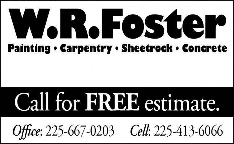 W.R. Foster