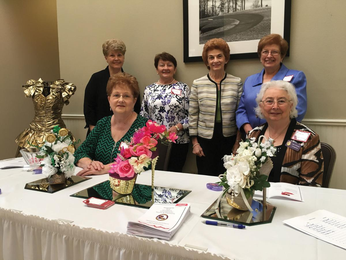 Livingston Volunteers for Family & Community holds Appreciation Luncheon
