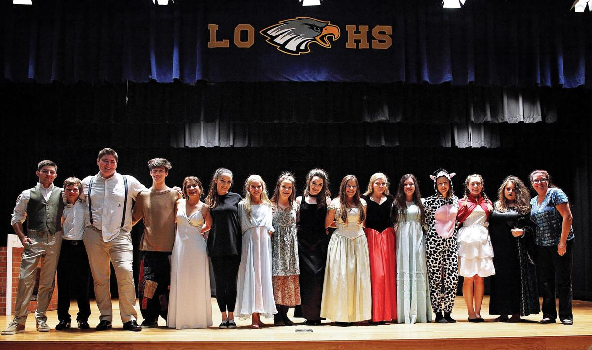 LOHS Theater Troupe