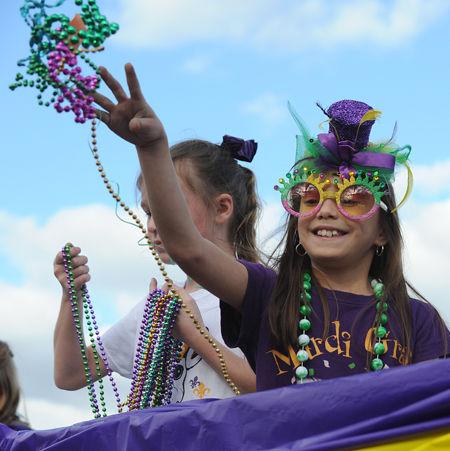 Denham Springs Mardi Gras 2016