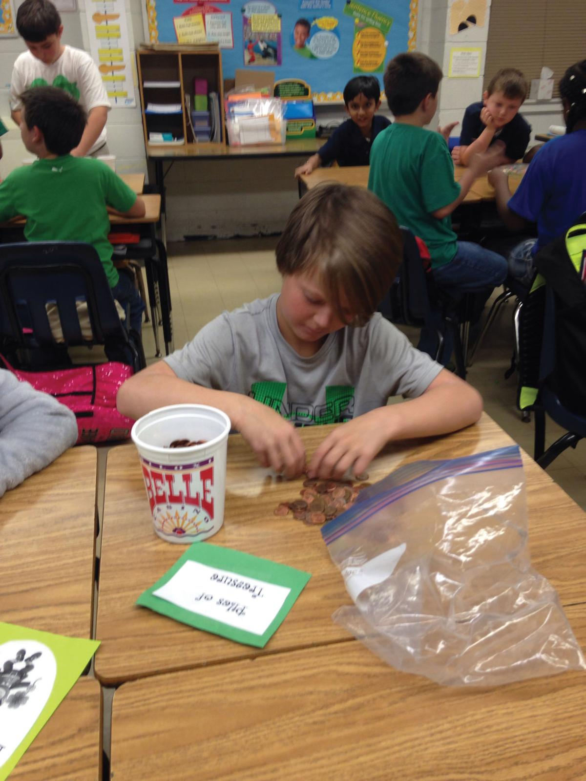 Lucky Learning at Springfield Elementary