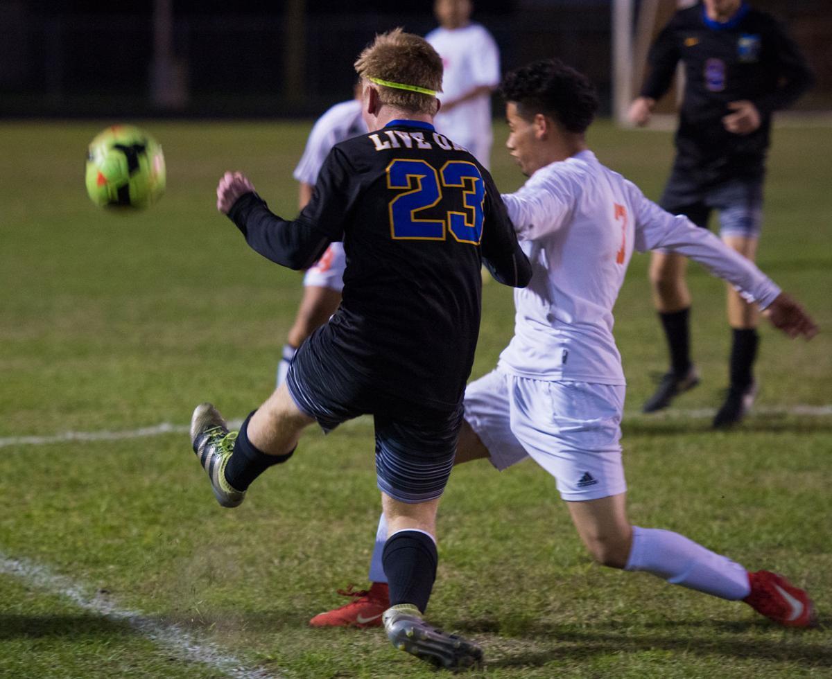 Live Oak-Belaire soccer