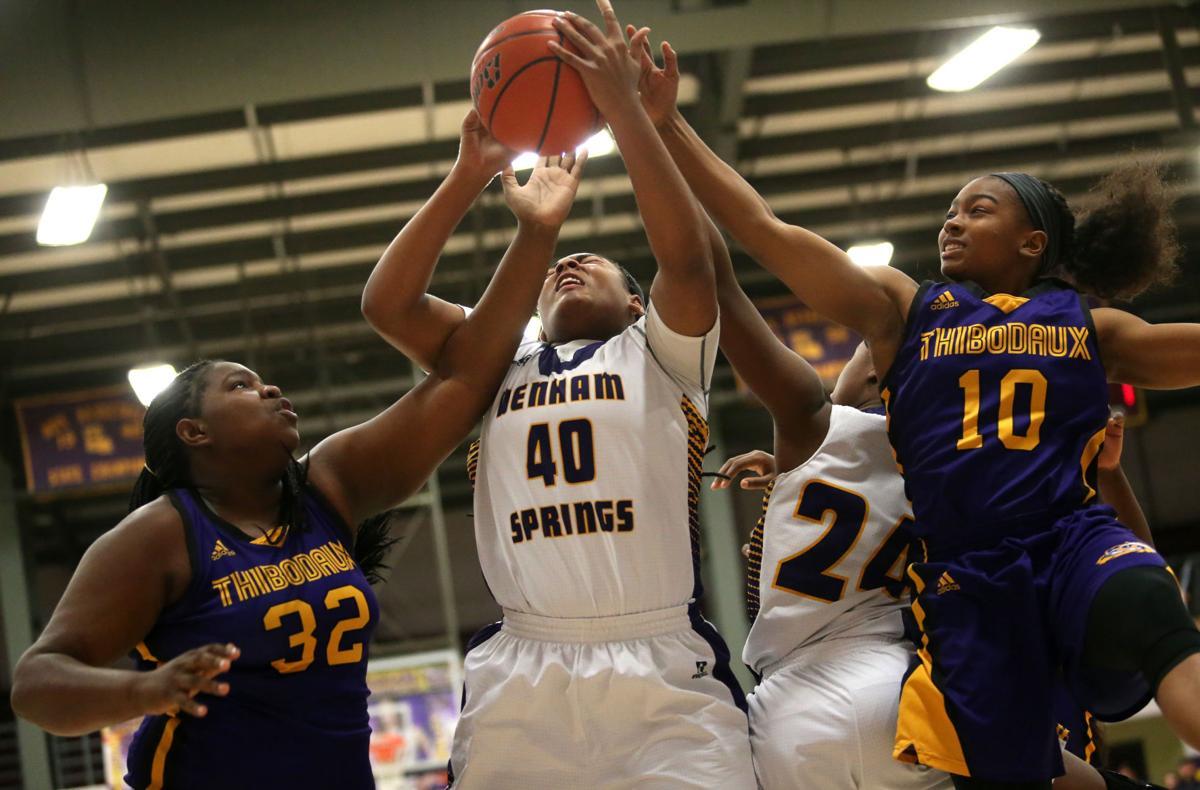 DSHS vs Thibodaux Girls Basketball
