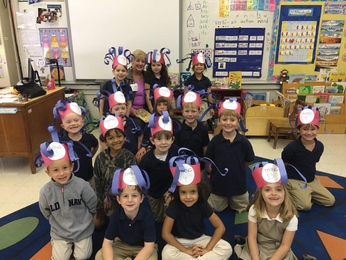 Springfield Elementary celebrates Dr. Seuss