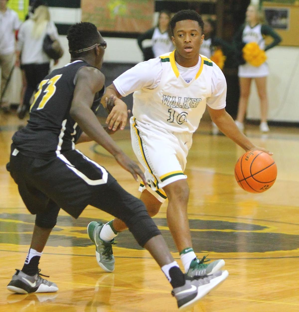 Walker-Scotlandville boys Jacobi Scott
