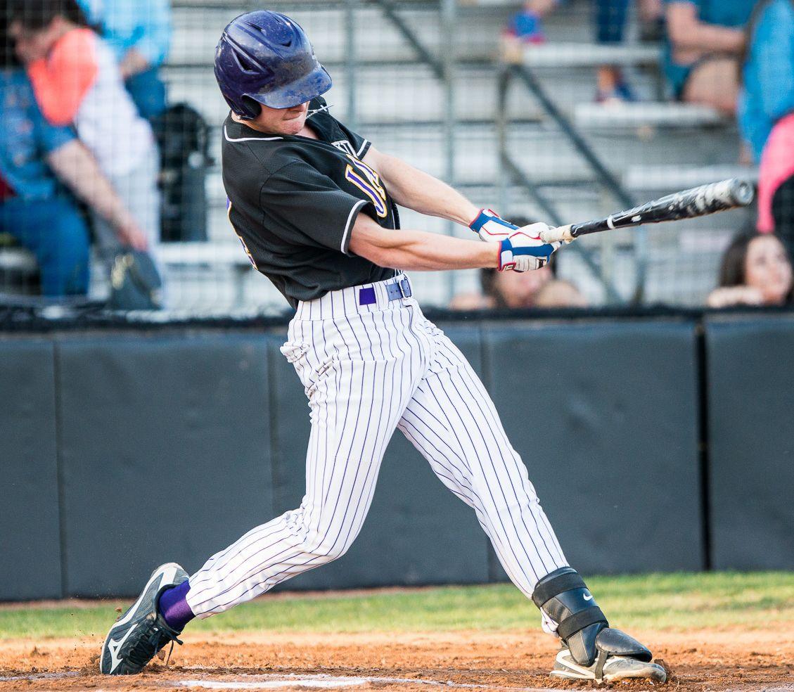 DSHS-Zachary baseball Cade Doughty