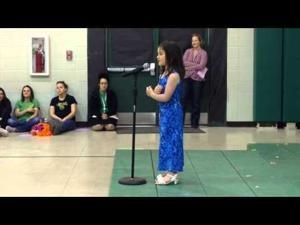 Walker Elementary Talent Show