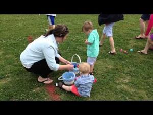 Easter fun in Watson