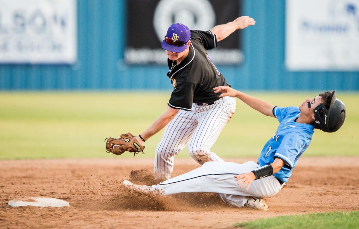 DSHS-Zachary baseball Cade Doughty 5