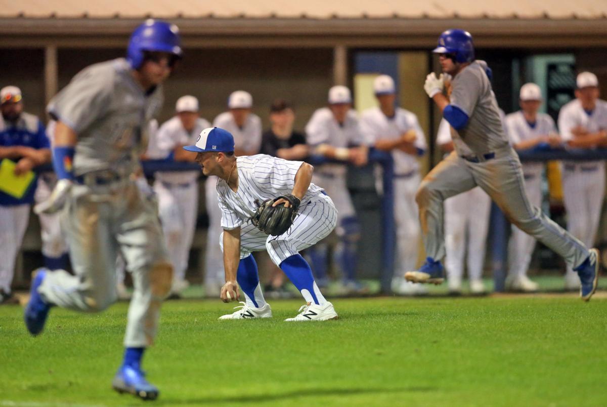 Live Oak vs EA Baseball